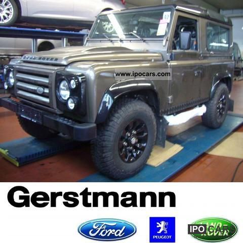 2012 Land Rover  Defender 90 SW Edition Rough2 Off-road Vehicle/Pickup Truck New vehicle photo