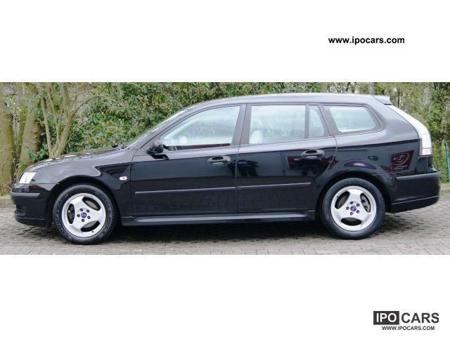 2006 Saab 9 3 1 8 I Sport Wagon Leather Linear Air Efh