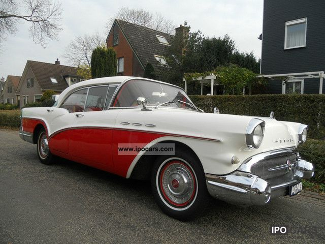 Buick  Special V8 hardtop Complet rest With Nl Letter 1957 Vintage, Classic and Old Cars photo