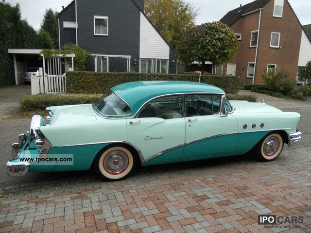 1955 buick special riviera hardtop as new einzelstuk top for 1955 buick special 4 door for sale