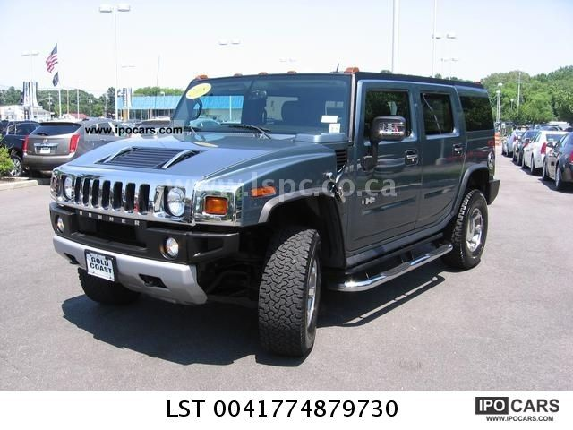 2008 Hummer  2008 H2 SUV Luxury 6.2, DVD, Camera, 20 \ Off-road Vehicle/Pickup Truck Used vehicle photo
