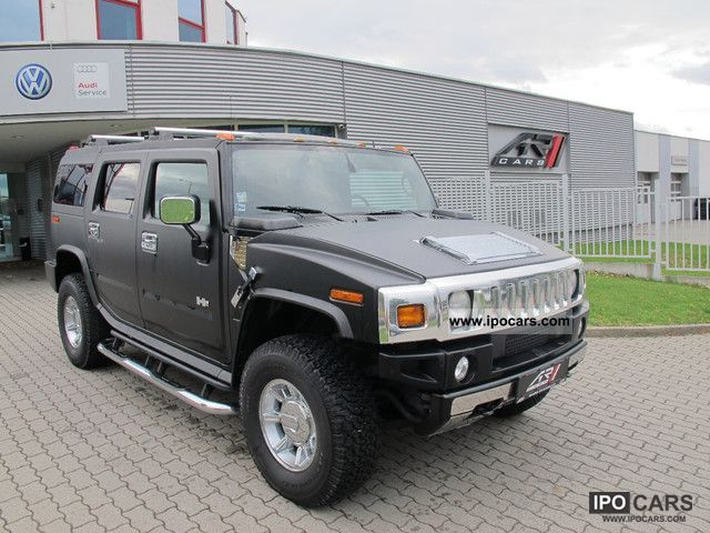 2005 Hummer  H2 EU version Matt suspension / DVD / BOSE Off-road Vehicle/Pickup Truck Used vehicle photo