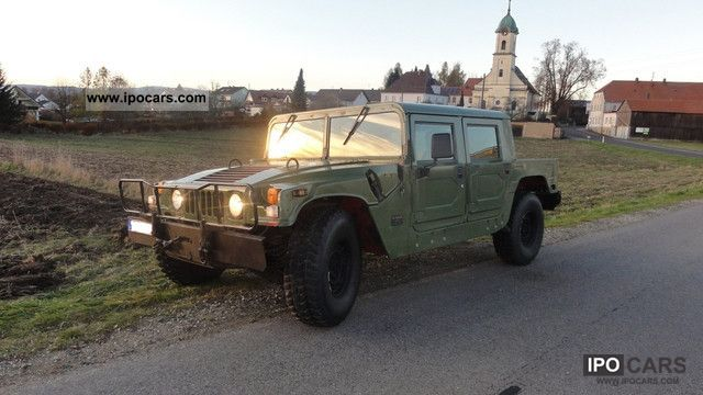 1994 Hummer  H1 Off-road Vehicle/Pickup Truck Used vehicle photo
