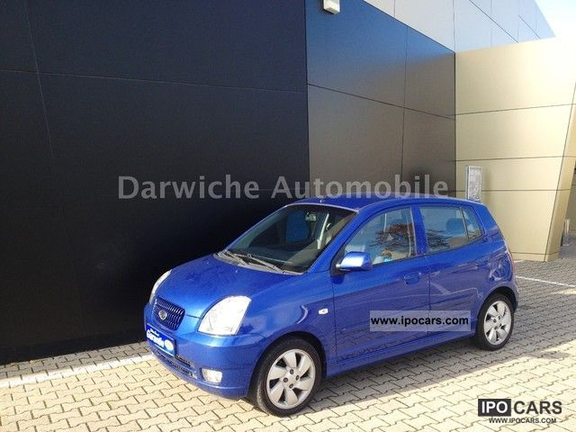 2012 Kia  Picanto 1.1 * air * Heated seats * Non smoking * Small Car Used vehicle photo
