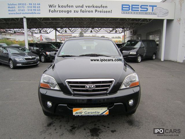 2007 Kia  Sorento CRDi VGT aut. EX Leather PDC AHK Park heat Off-road Vehicle/Pickup Truck Used vehicle photo