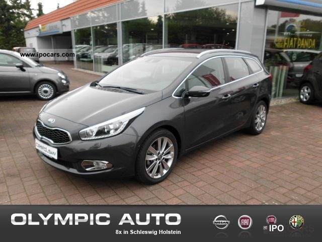 2012 Kia Ceed Sw 1 6 Spirit Automatic Navigation Car Photo And Specs