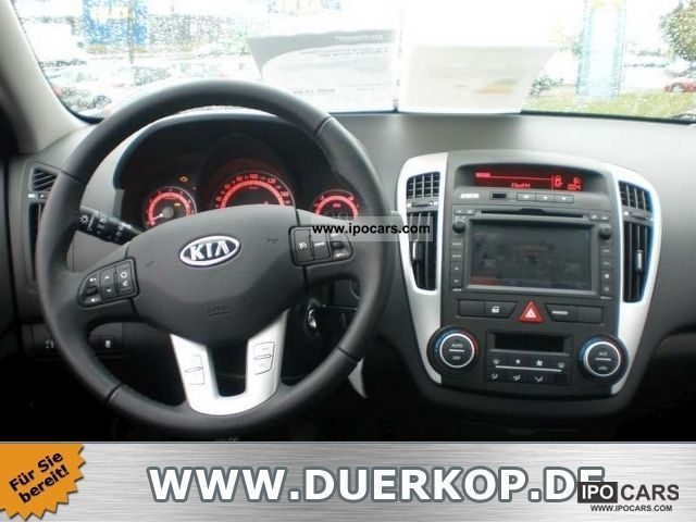2012 kia cee 39 d dream team navigation system car photo and specs. Black Bedroom Furniture Sets. Home Design Ideas