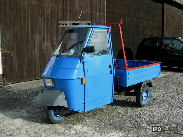 1983 Piaggio  APE * 50 * vintage tricycle * cult * Other Used vehicle photo
