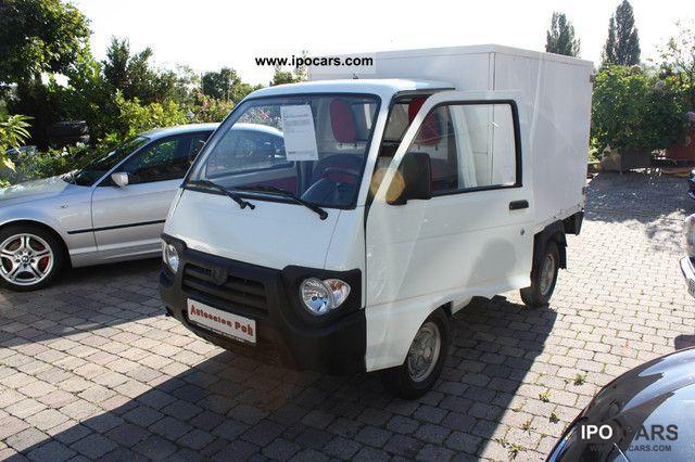 2006 Piaggio  Quargo Diesel 26,000 KM Estate Car Used vehicle photo