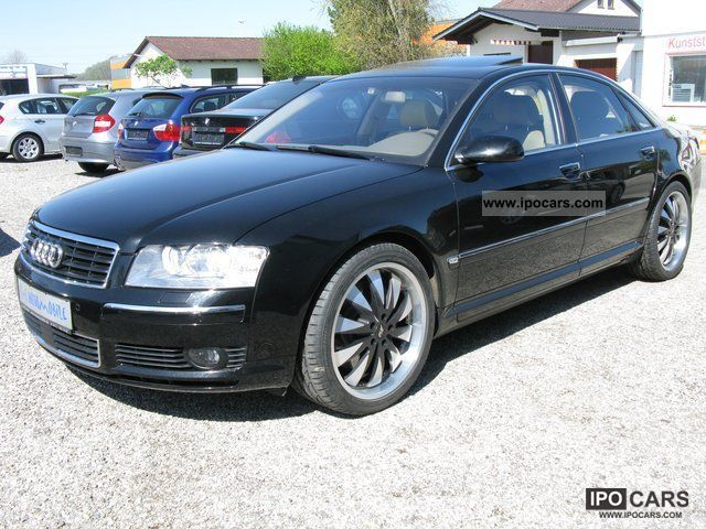 2004 Audi  A8 4.0 TDi fully equipped 20 inch aluminum F1 Limousine Used vehicle photo