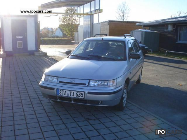 Lada  2111 Estate 1.6 16V * LPG autogas * Top equipment 2006 Liquefied Petroleum Gas Cars (LPG, GPL, propane) photo