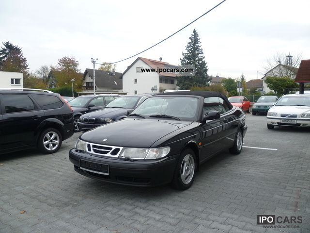 2000 Saab  9-3 Cabriolet 2.0 T SE Ecopower Cabrio / roadster Used vehicle photo