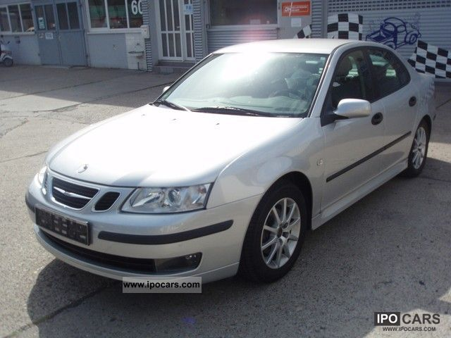 2004 Saab  9-3 1.8 t Aut. Sports Anniversary / only 50000km! Limousine Used vehicle photo