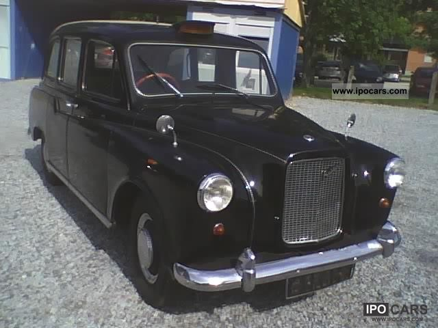 Austin  London taxi diesel ** ** ** ** 1969 ** FX4D 1969 Vintage, Classic and Old Cars photo