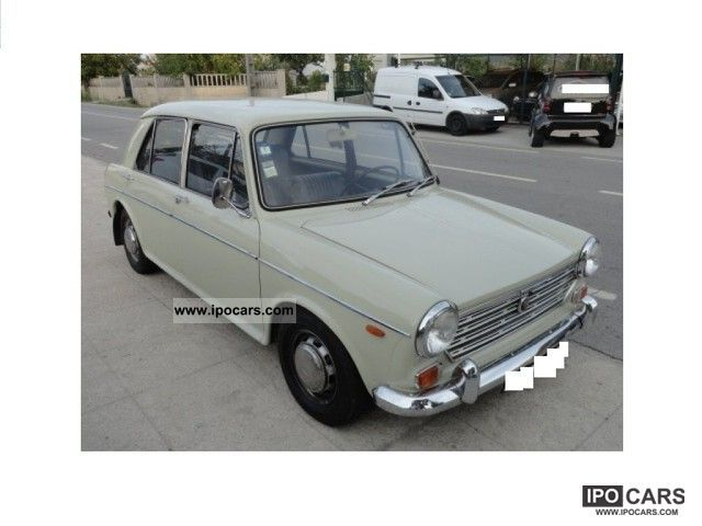 Austin  AUSTIN MORRIS TOP ORIGINAL CONDITION RARE * 1969 Vintage, Classic and Old Cars photo
