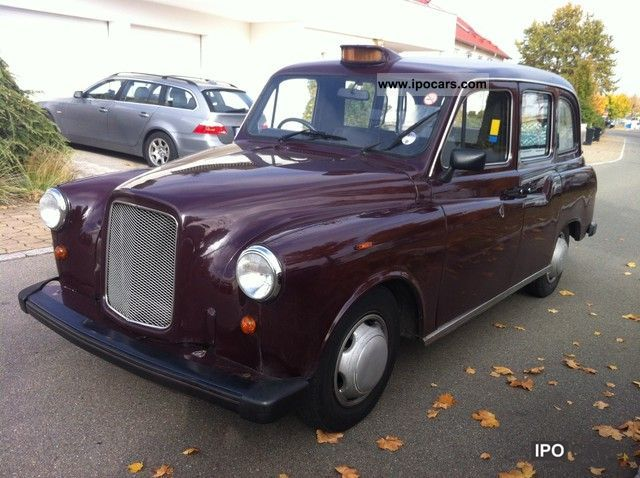 1995 Austin  Fairway London Taxi excellent condition! Other Used vehicle photo