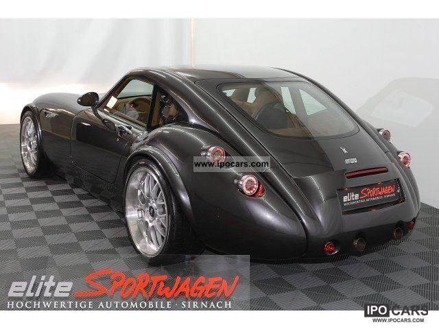 2007 Wiesmann Gt Mf4 Car Photo And Specs