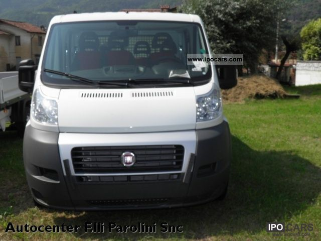 2012 Fiat  Ducato Maxi 35 DOPPIA CABINA LH1 MTJ 2.3 16V 130 Limousine New vehicle photo