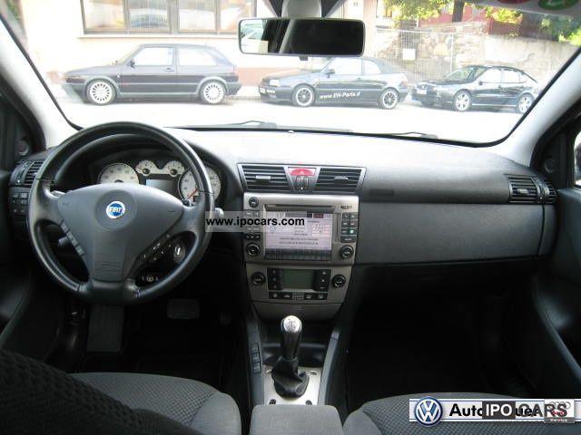 2002 Fiat Stilo Abarth Navi Air Power Windows Car Photo And Specs