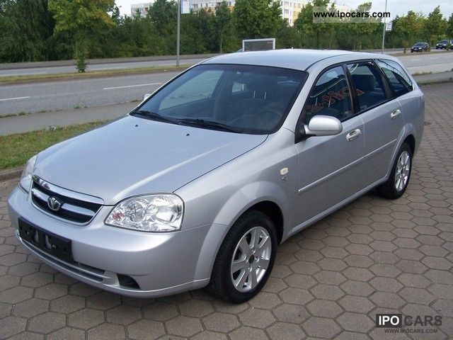 2005 Daewoo Nubira SE / Tüv new - Car Photo and Specs