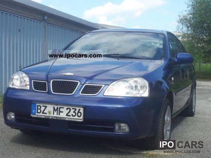 2003 Daewoo  Nubira on LPG! P 74.9 cents. ... Limousine Used vehicle photo