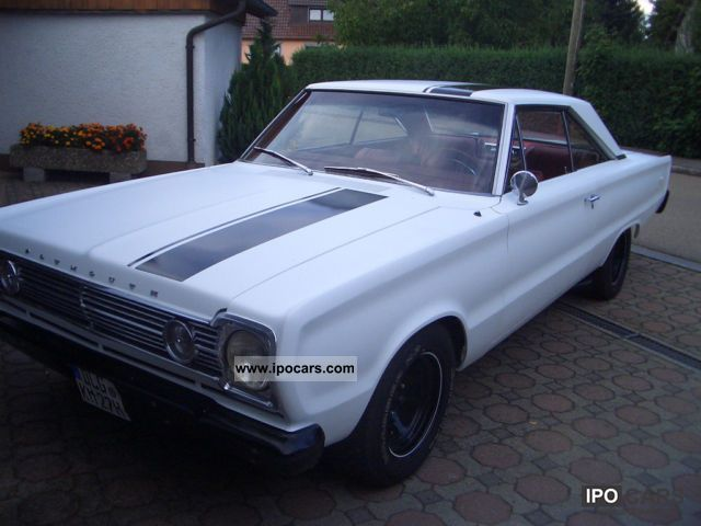 Plymouth  Belvedere Satellite 1967 Vintage, Classic and Old Cars photo