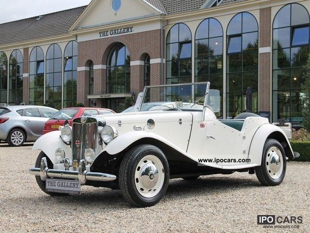 1965 Mg Td Replica Based On Vw Beetle Car Photo And Specs