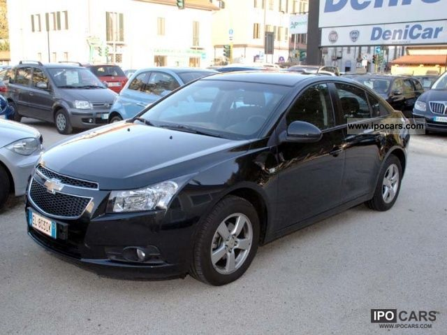Chevrolet  Cruze LT 1.8 4 porte GPL 2012 Liquefied Petroleum Gas Cars (LPG, GPL, propane) photo
