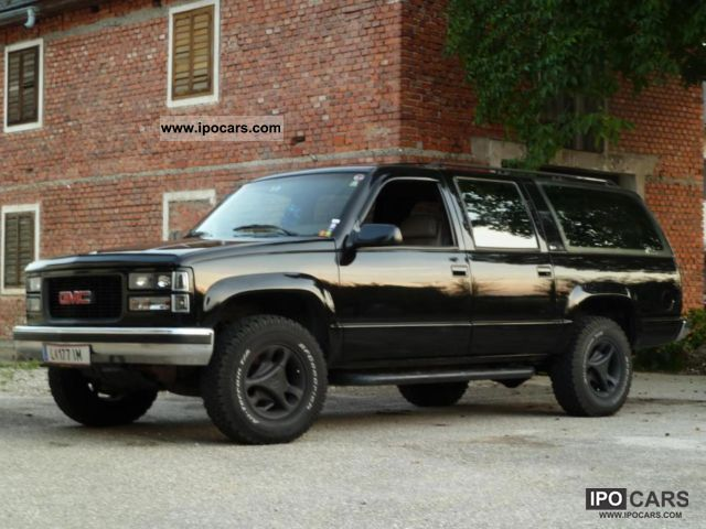 1994 GMC  K2500 Suburban 454 Big Block Off-road Vehicle/Pickup Truck Used vehicle photo