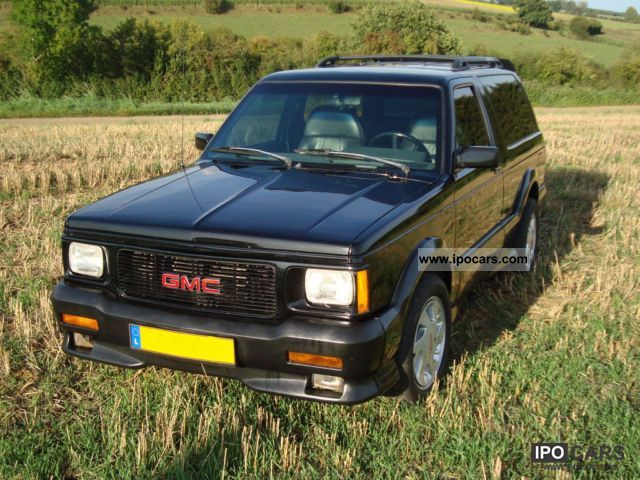 1994 GMC  Typhoon Estate Car Used vehicle photo