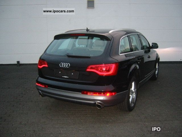 2010 audi q7 tdi quattro car photo and specs. Black Bedroom Furniture Sets. Home Design Ideas
