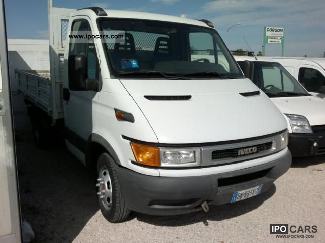 2000 Iveco  Truck / TRUCKS 35-11 RIBALTABIL E * CASSONE NUOVO ** FRIZ Other Used vehicle photo