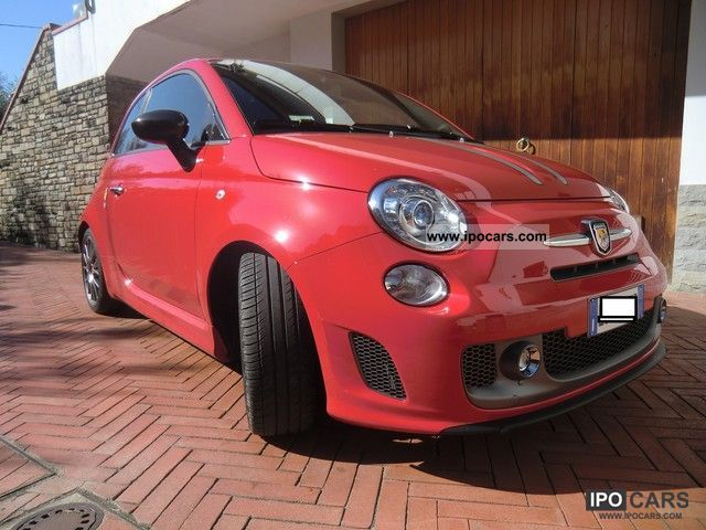 2010 Abarth  Fiat 695 Tributo Ferrari (No.445/1000) Sports car/Coupe Used vehicle photo