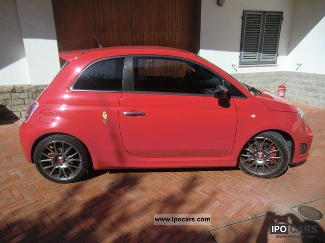 2010 Abarth Fiat 695 Tributo Ferrari (No.445/1000) - Car ...