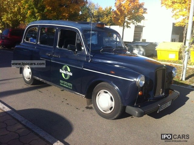 1996 Austin  Fairway London Taxi air conditioning! Limousine Used vehicle photo