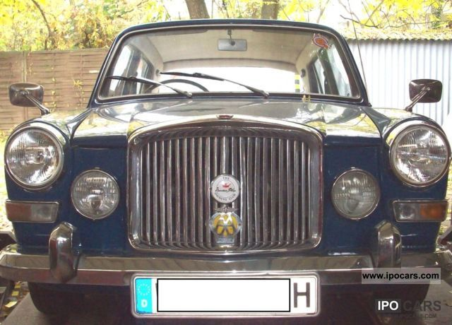 Austin  Vanden Plas Princess 1300 1974 Vintage, Classic and Old Cars photo