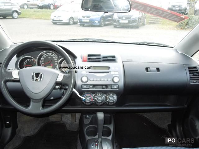 2004 Honda Jazz 14 Cvt Related Infomationspecifications Weili