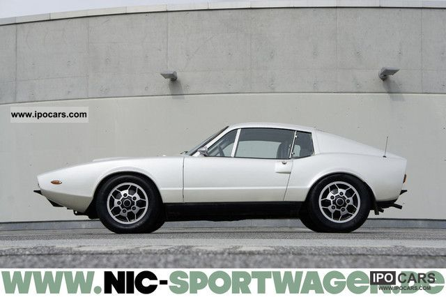 1972 Saab  Sonett III H-approval (Vintage) Sports car/Coupe Used vehicle photo