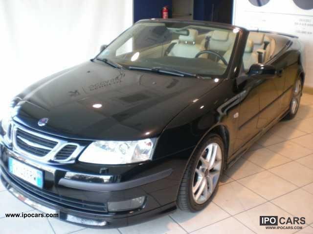 2004 saab 9 3 2 series cabriolet 2 0 t aero car photo and specs. Black Bedroom Furniture Sets. Home Design Ideas