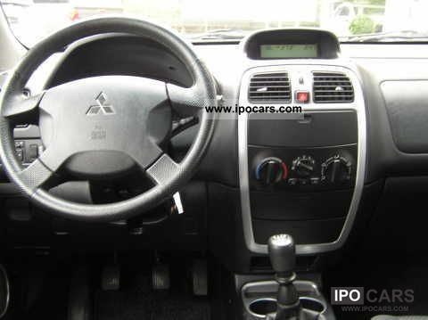 2005 Mitsubishi Space Star 1800 Intense Car Photo And Specs