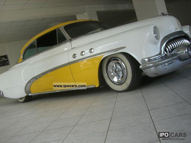 Buick Super Sport 1953 Buick Riviera Sports
