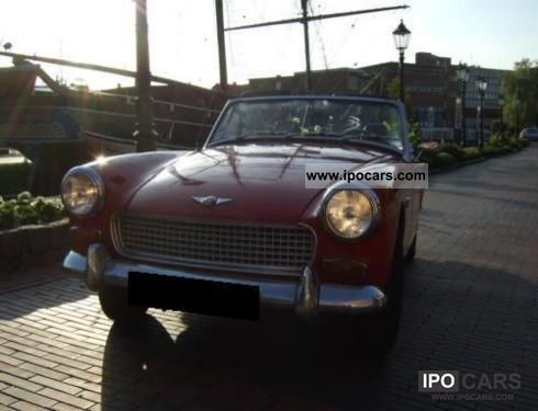 Austin Healey  Sprite MK IV - rare LHD, TÜV again! 1968 Vintage, Classic and Old Cars photo