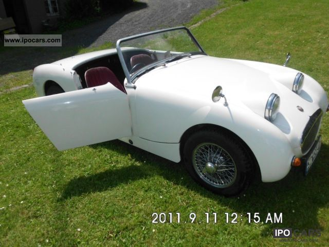 Austin Healey  Froschauge 1959 Vintage, Classic and Old Cars photo