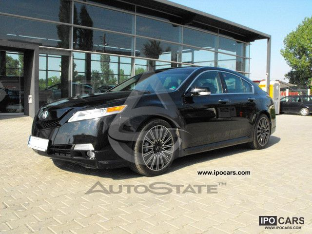 2012 Acura  3.7 V6 Limousine Used vehicle photo