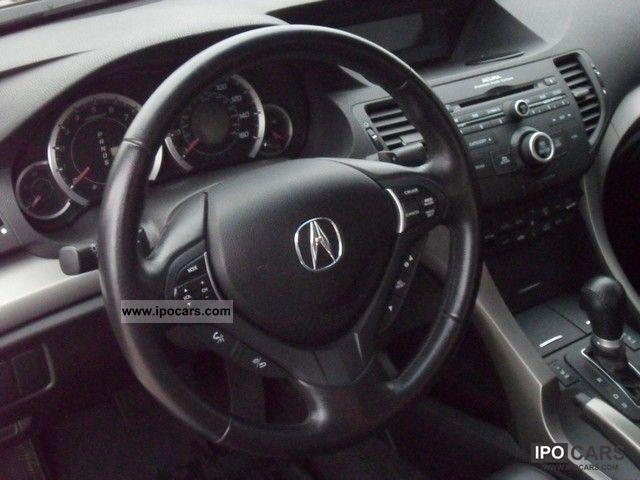 2008 Acura TSX AUTOMATIC 2.4 Limousine Used vehicle photo 2