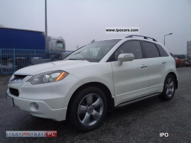 2007 Acura  RDX TURBO 2.3! SH AWD! Other Used vehicle photo