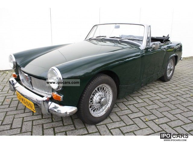 MG  Midget MK III 1969 Vintage, Classic and Old Cars photo