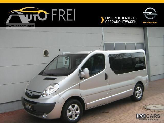 2012 Opel  Vivaro 2.5 CDTI Cosmo L1 Life Estate Car Used vehicle photo