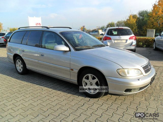 2000 opel omega caravan 2 5 td edition 2000 car photo and specs. Black Bedroom Furniture Sets. Home Design Ideas