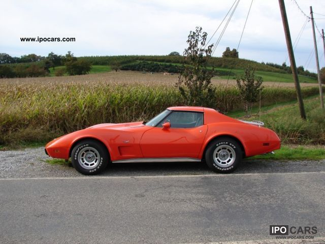 Corvette  C3 L48 1977 Vintage, Classic and Old Cars photo